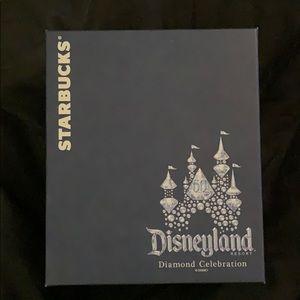 NIB rare Disneyland 60th diamond celebration mug